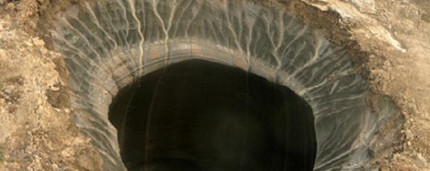 Новосибирские ученые связали появление Ямальского кратера с выбросом метана