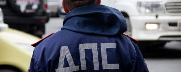 Сотрудник ДПС гонялся по Новосибирску за пешеходом-нарушителем