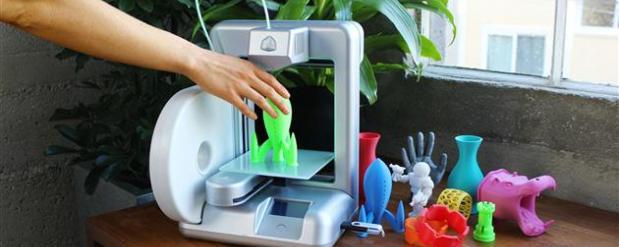 Кластер по производству 3D принтеров откроют в Новосибирске