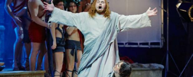 Решением Кехмана «Тангейзер» исключен из репертуара Новосибирского театра