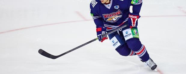 «Сибирь» победила «Металлург» в овер-тайме в четвертом матче серии