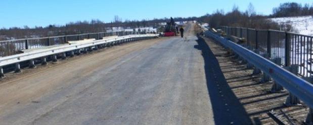 Мост через Бердь отремонтирует за 85 миллионов рублей компания «Сибмост»