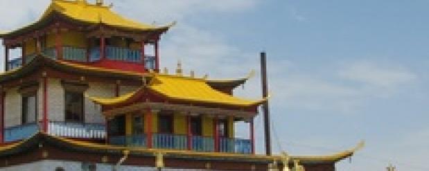 В Новосибирске откроют первый в регионе буддийский храм