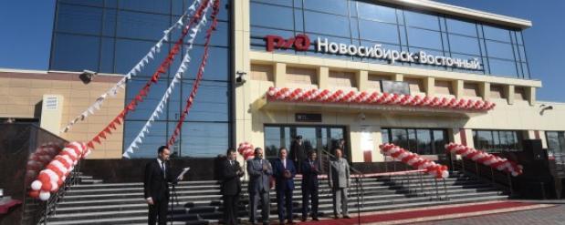 Вокзал после капитального ремонта открыли в Новосибирске