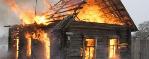 Отец погибших при пожаре в Новосибирской области детей пытался сбежать
