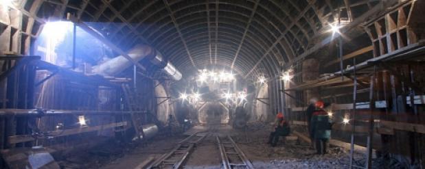 Новосибирск попросит денег на метрополитен у Путина