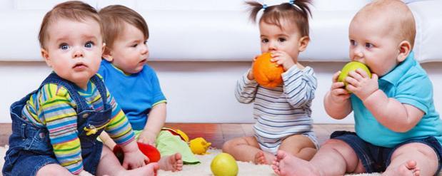 В Новосибирске растет очередь в детские сады