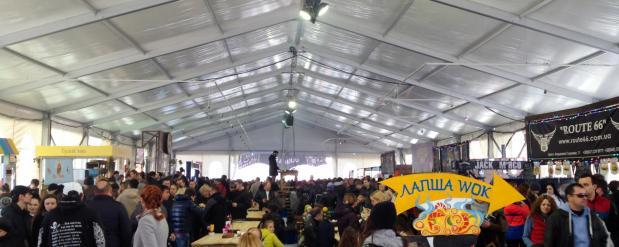 В новосибирском «Экспоцентре» открылась выставка еды