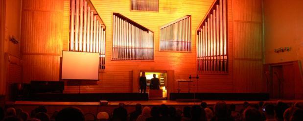 В Новосибирске отремонтируют уникальный орган