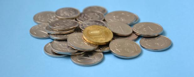 В Новосибирске и области в этом месяце будет проводиться акция дней приема монет