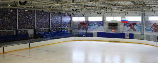 Скоро в Новосибирске появится новая ледовая арена
