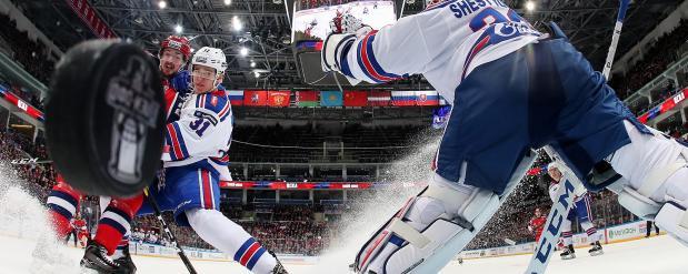 Чемпионат мира по хоккею среди молодежи пройдет в Новосибирске