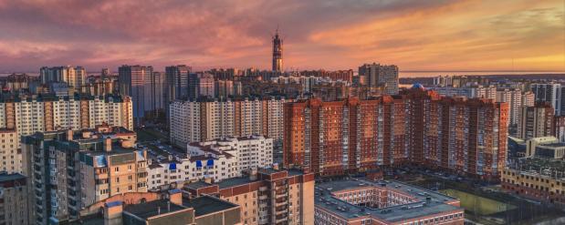 На левом берегу города Новосибирска стали меньше снимать квартиры
