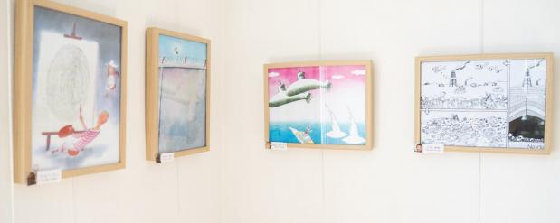 Прошла очередная выставка иронических искусств в Новосибирске